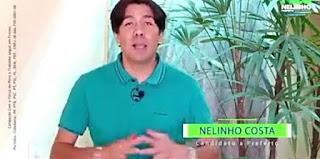 Em vídeo Nelinho Costa fala do sucesso e reconhecimento dos internautas no Facebook