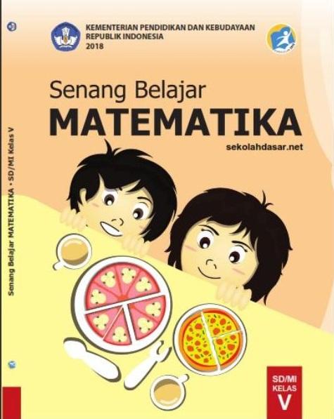 buku cetak matematika kelas 5 k13