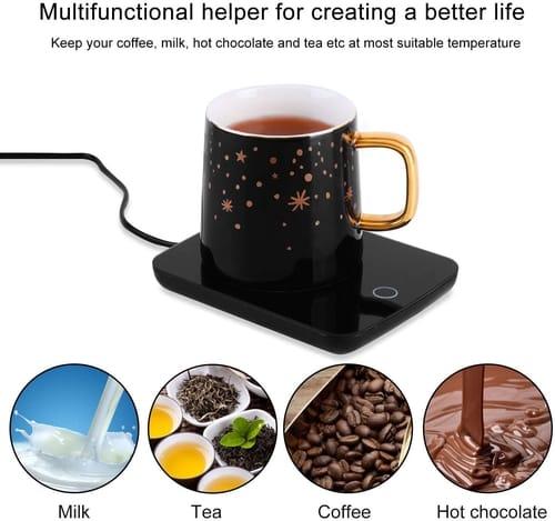 Misby Coffee Mug Warmer for Desk