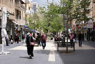 Em todas as ruas de Jerusalém, a incerteza constante