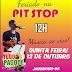 Jaguarari: Feriado é na PIT STOP com música ao-vivo