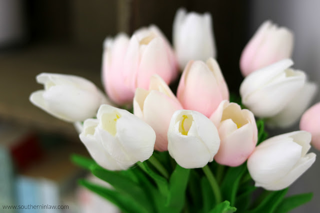 Easter Decor Inspiration - Where to Buy Lifelike Artificial Flowers in Australia
