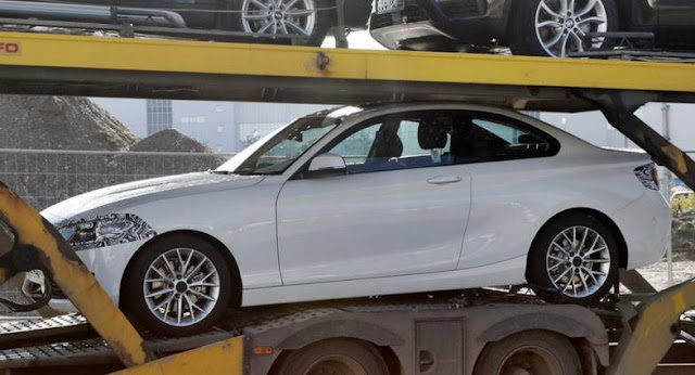 2018 BMW 2 Series Redesign