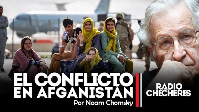 El conflicto en Afganistán | por Noam Chomsky