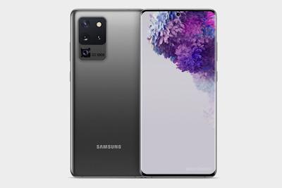 Review Samsung Galaxy S20 (8GB/128GB)