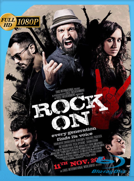 Viva el Rock 2 (2016) WEB-DL [1080p] Latino [GoogleDrive] Alexander