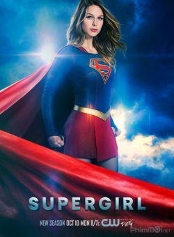 Nữ Siêu Nhân Phần 2 - Supergirl Season 2 (2016)