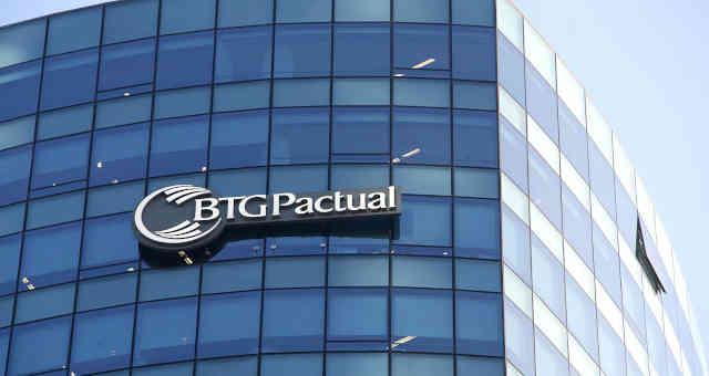 BTG Pactual ultrapassa R$ 100 bi.