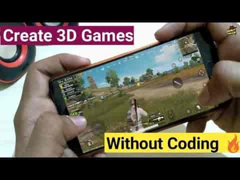How to Make Android Game Without Coding