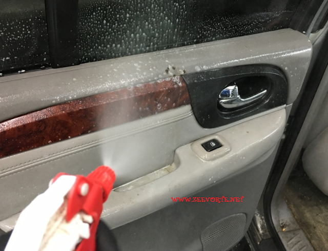 Beginilah Cara Menghilangkan Jamur Pada Kaca Mobil