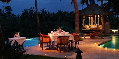Keindahan Hotel Viceroy Ubud Bali