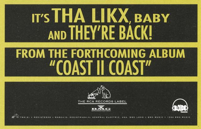 Tha Alkaholiks Coast II Coast Advert