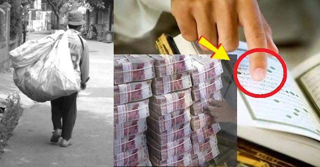 Kisah Nyata Pengamal Surat Ali Imran ayat 26-27, Mantan Pemulung Jadi Miliarder Dalam 3 Tahun