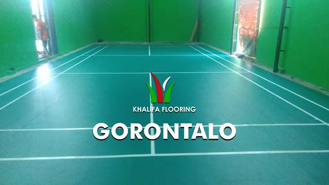 Jual Karpet Badminton di Gorontalo