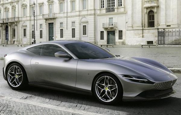 Ficha Técnica Ferrari Roma (2020)