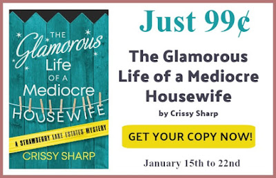 99c Sale The Glamorous Life of a Mediocre Housewife by Crissy Sharp- NWoBS Blog