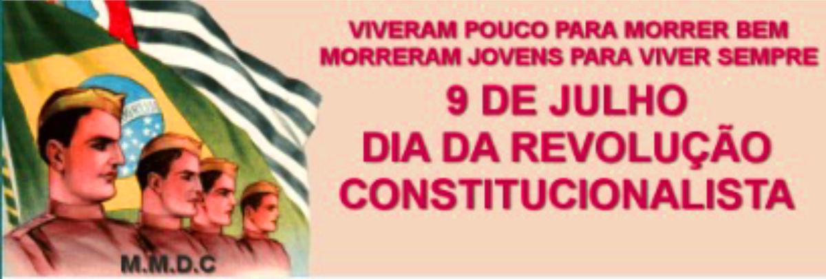 Dia da Revolução Constitucionalista de 1932
