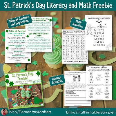 https://www.teacherspayteachers.com/Product/St-Patricks-Day-Worksheets-and-Activities-Sampler-5272698?utm_source=blog%20post%20&utm_campaign=st%20patrick's%20printables%20freebie