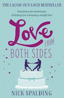 Love from Both Sides, Nick Spalding, Book Review, Chick Lit. Lad Lit, Fiction,