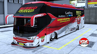 Mod Bussid Bus SR2Racing