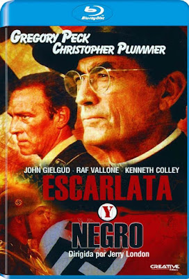 The Scarlet And The Black 1983 BD50 Spanish
