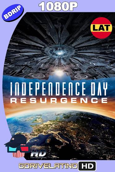 Día de la Independencia: Contraataque (2016) BDRip 1080p Latino-Ingles MKV