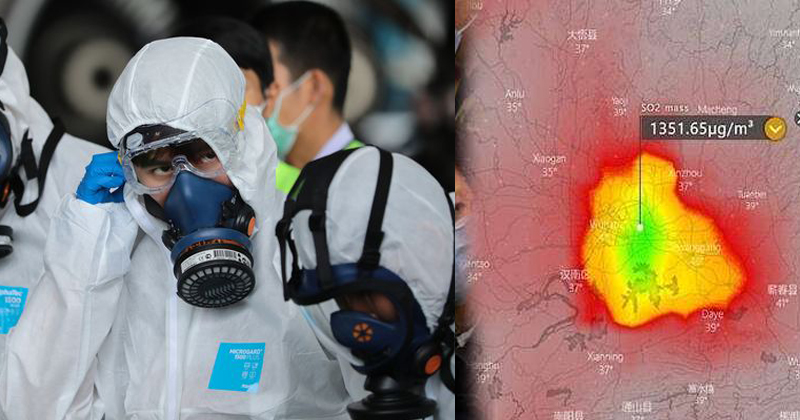 Coronavirus death: China has released more than double the number of people who were exposed to the deadly virus: the presence and smell of high levels of sulfur dioxide in a deadly virus outbreak: suspicion of mass culture,www.thekeralatimes.com