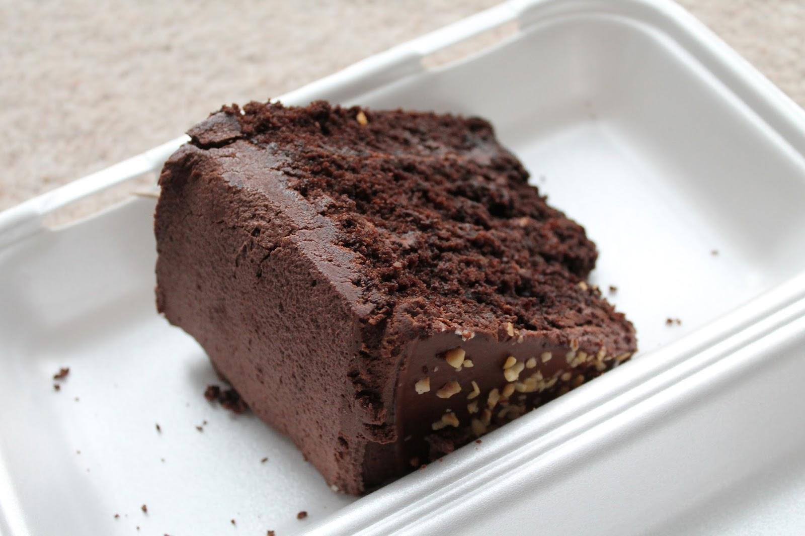 The Pudding Parlour Hexham Chocolate Cake Newcastle