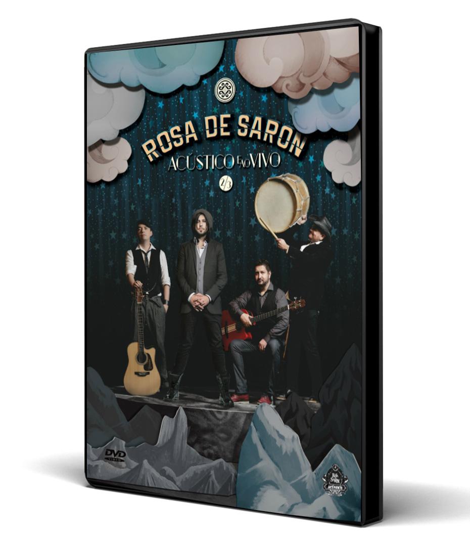 2007 ROSA DE ACUSTICO CD BAIXAR SARON