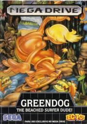 Rom de Greendog - Mega Drive - PT-BR