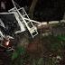 Varias personas gravemente heridas tras perder el control el chofer de un camión en Hato Mayor.