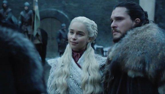 Game of Thrones 8. Sezon ilk tanıtım paylaşıldı