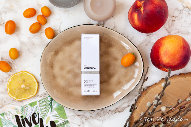 The Ordinary Alpha Lipoic Acid 5% отзыв