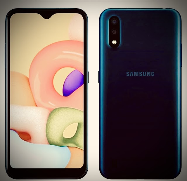 Samsung Galaxy A01 Features