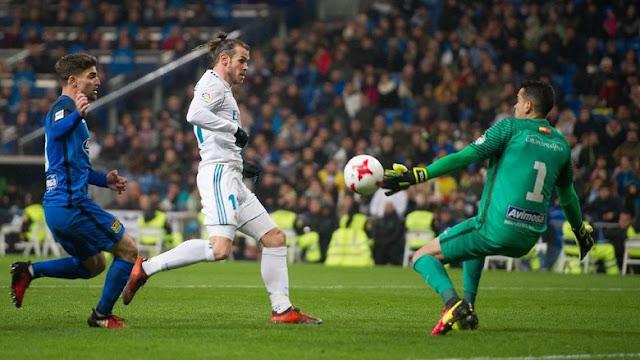 Copa Del Rey: Diimbangi Tim Divisi Tiga, Madrid Tetap Lolos ke 16 Besar