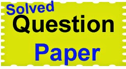 Last Grade Solved Question Paper