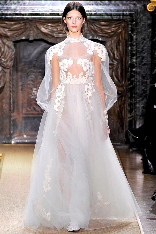 {fashion inspiration | a work of art : valentino couture}