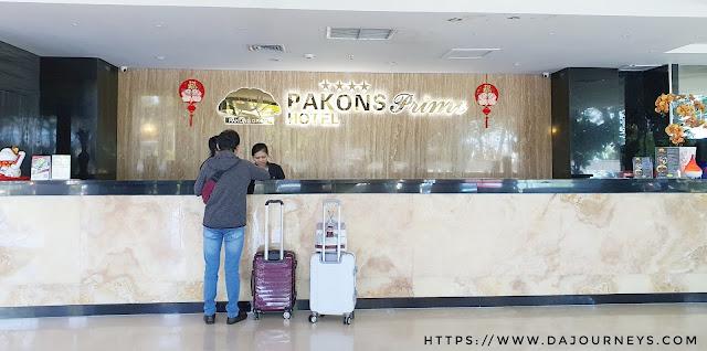 Review Pakons Prime Hotel