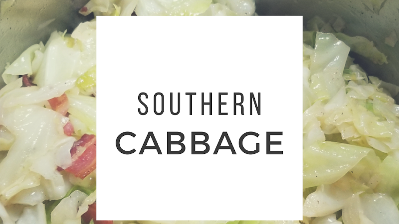 Southern Cabbage Recipe