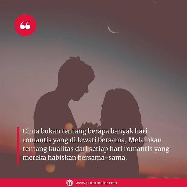 Quotes tentang Cinta sejati yang Romantis