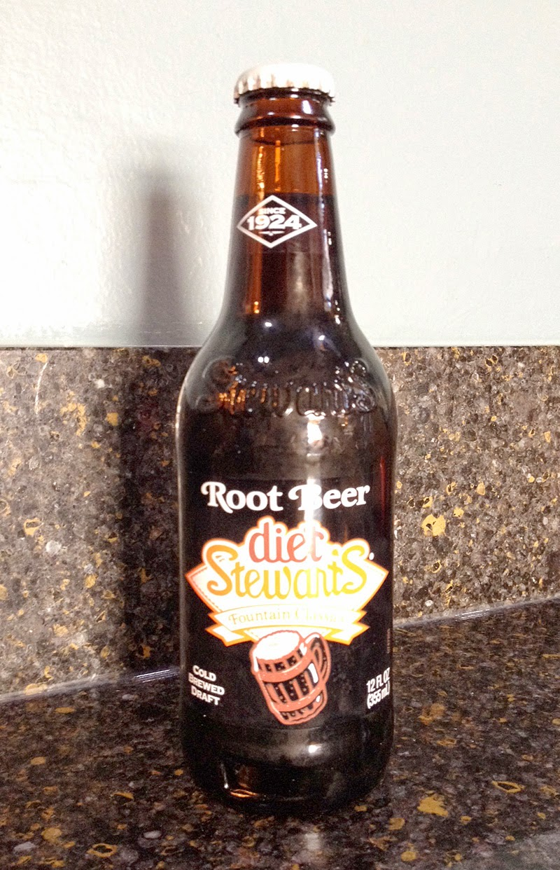 Diet Stewart's Root Beer