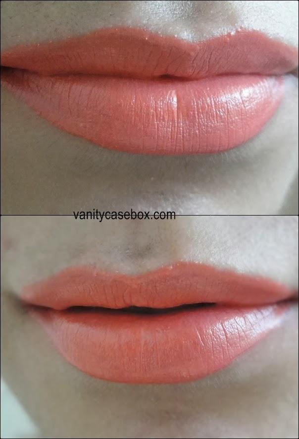 Review Mua Professional Eye Primer: VanityCaseBox: MUA Lipstick Shade 16,Nectar Review And Swatch
