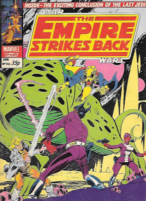 The Empire Strikes Back Monthly #146