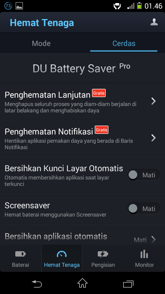 DU Battery Saver PRO Terbaru