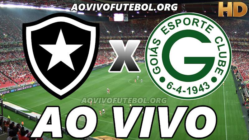 Assistir Botafogo vs Goiás Ao Vivo HD