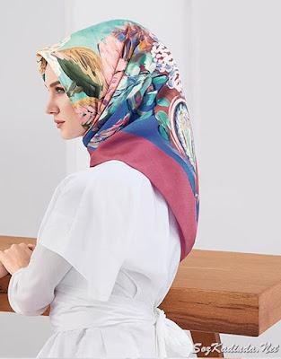 2017 2018 Armine eşarp modası