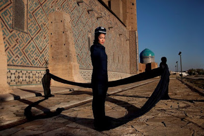 central asian art course, contemporary central asian art, uzbek art craft tours