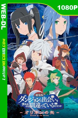 Gekijouban Danmachi – Orion no Ya (2019) Subtitulado HD WEB-DL 1080P ()