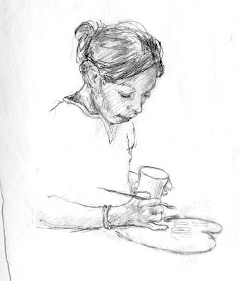 k dyble thompson illustration