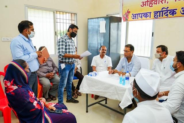 कोरोना की तीसरी लहर को  रोकने  आवश्यक इंतजाम करने का लोक स्वास्थ्य यांत्रिकी मंत्री  गुरु रूद्र कुमार ने दिया निर्देश